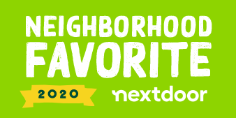 Nextdoor 2020 Neighborhood Favorite
